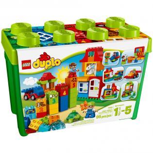 LEGO DUPLO 10580 (pudełko pełne zabawy) za 159zł + darmowa dostawa @ Redcoon