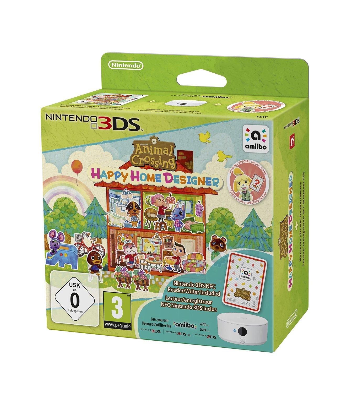 [3DS] Animal Crossing Happy Home Designer + czytnik NFC + karta Amiibo za 102zł z dostawą @ Amazon.co.uk