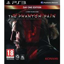 Metal Gear Solid V : The Phantom Pain (Day One Edition) [Playstation 3] za ~65zł @ TheGameCollection