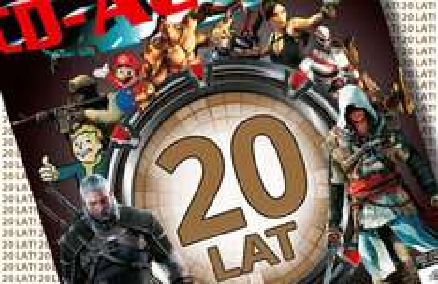 Urodzinowy numer (20 lat!) - Lords of the Fallen PL (Steam), zniżka 15,99zł w Pyszne.pl i inne @ CDA