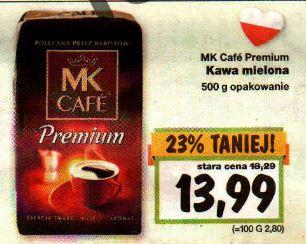 MK Cafe Premium @ Kaufland