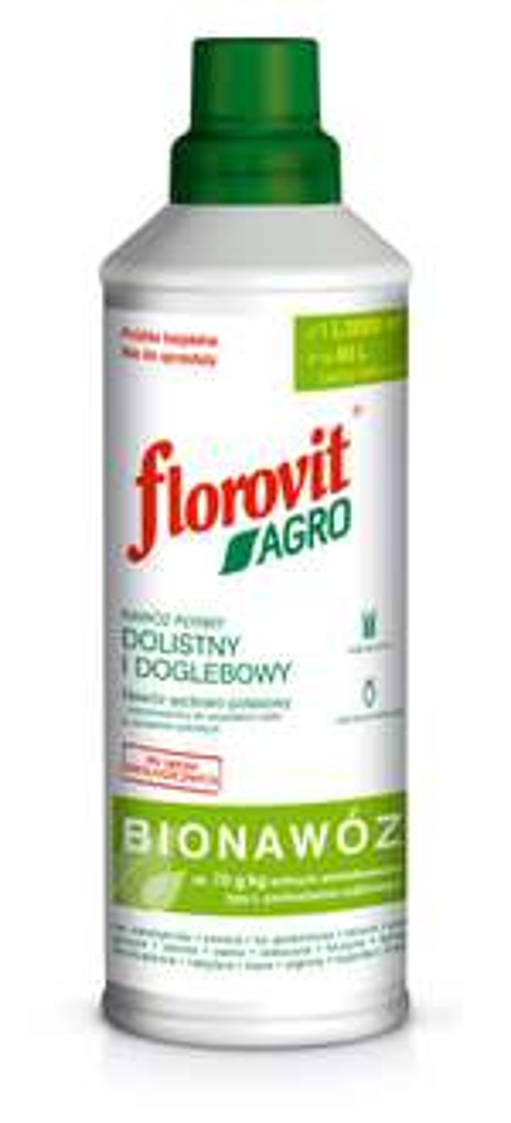 Bezpłatna próbka Bionawozu 1L @ Florovit