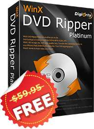 WinX DVD Ripper Platinum 7.5.14