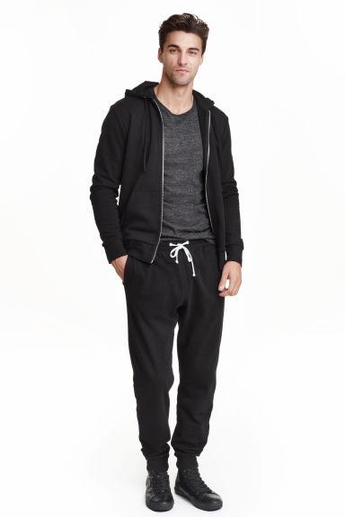 Dobre i tanie spodnie dresowe, H&M
