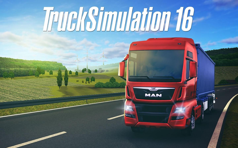 Truck Simulation 16 za 4,38zł @ Google Play