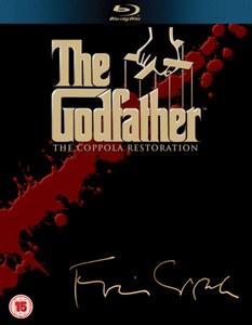 The Godfather Trilogy: Coppola Restoration (4x Blu-ray) za ok. 48zł @ Zavvi