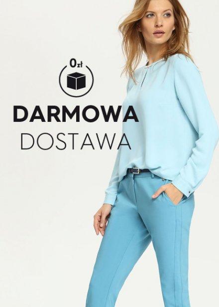 Darmowa dostawa do zamówień od 100zł @ Top Secret