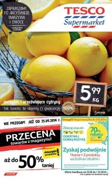 cytryny 50% taniej