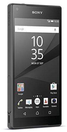 """Smartfon Sony Xperia Z5 Compact (4,6"""", Snapdragon 810, 32GB pamięci, 2GB RAM, LTE, 23MP) za ~1507zł @ Amazon.de"""