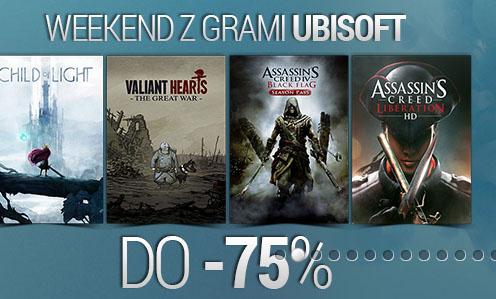 Wybrane gry Ubisoftu do -75% (np.: HAWX2 - 9,99 zł, Assassin's Creed: Freedom Cry – 19.99 zł) @ cdp.pl