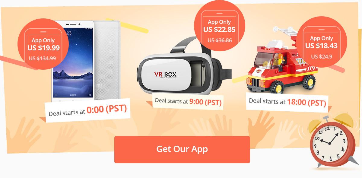 6th Anniversary Sale - Kupony, darmowe produkty i inne na AliExpress