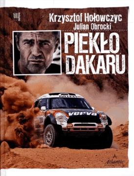 """""""Piekło Dakaru"""" K.Hołowczyc, J.Obrocki w bardzo dobrej cenie 9,90zł @ Inbook.pl"""