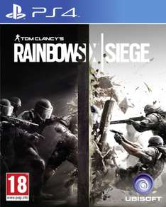 Tom Clancy's Rainbow Six Siege (PS4) za ok. 126zł @Amazon.uk