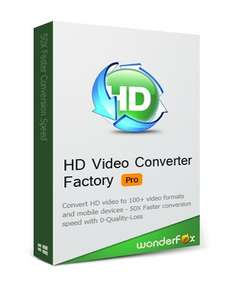 WonderFox HD Video Converter Factory Pro 7.0 za darmo @ topsoftbargains.com