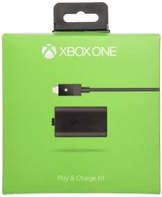 Play & Charge Kit do Xbox One za 63,50zł z dostawą @ Amazon.es