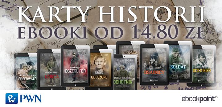 Karty Historii - ebooki PWN od 14,80 zł @ ebookpoint.pl