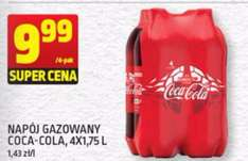 Do wyboru Coca-Cola @ Biedronka lub Pepsi @ Netto