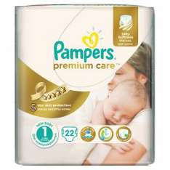 pampersy dla noworodka  2-5kg