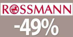 -49% na kosmetyki do makijażu @ Rossmann