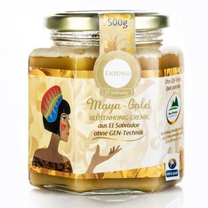 2 rodzaje miodu wielokwiatowego z Salvadoru 500 g