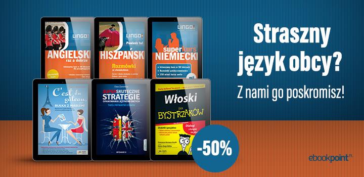 Języki obce. Rozmówki po 4,95 zł i inne pomoce @ ebookpoint.pl