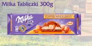 Czekolada Milka duża tabliczka za 7,99 zł @ Carrefour