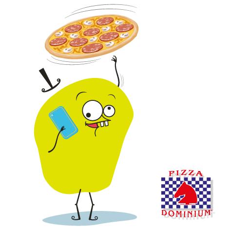 Pizza i Cola dla nowych abonentów @ Nju mobile