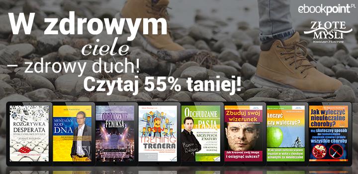 Wyd. Złote Myśli 55% taniej @ ebookpoint.pl