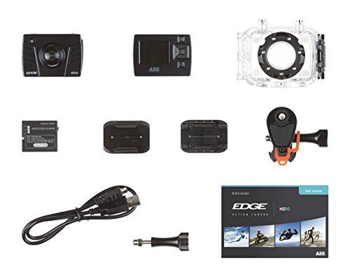 Kamera sportowa Kitvision Edge HD10  Full HD 1080p (z obudową wodoodporną + inne akcesoria) za 136zł @ Amazon.de