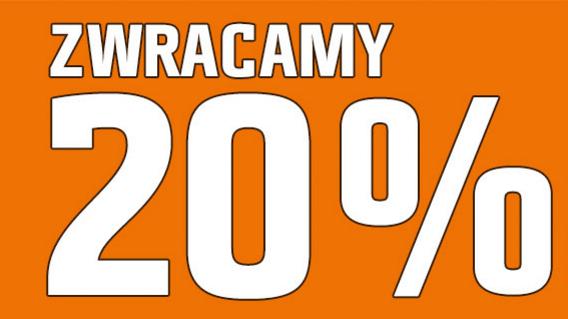 OBI : zwrot 20% wartości zakupów na kartę podarunkową