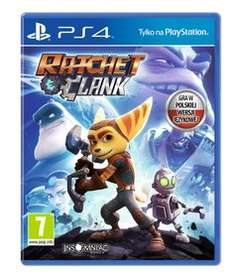 (Preorder) Ratchet and Clank  [Playstation 4] za 139,99zł @ Empik