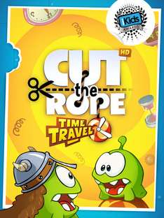 Cut The Rope: Time Travel HD [iOS] za darmo @ iTunes