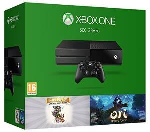 Xbox One 500GB + Ori + Rare Replay za ok. 942zł @Amazon.uk