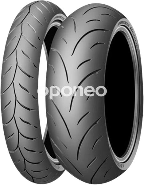 Opona Dunlop 120/70Z R17 do motocyki za półceny.