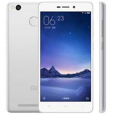 Xiaomi Redmi 3 Pro Smartphone 5.0 inch HD Screen Snapdragon 616 Octa Core 3GB 32GB Silver, @maxsources