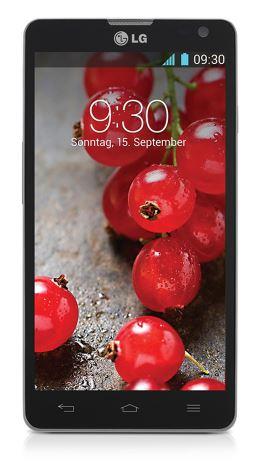 LG D605 Swift L9 II black+16GB SDHC @ LG