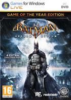 Batman: Arkham Asylum (GOTY) za ok. 11zł @ Funstock Digital