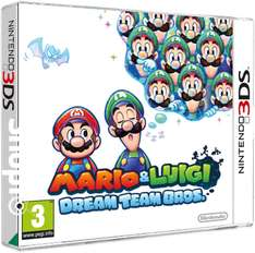 Mario and Luigi: Dream Team Bros [Nintendo 3DS] za 86zł z dostawą @ ShopTo