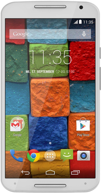 Biała Motorola Moto X 2 32GB - Amazon.de
