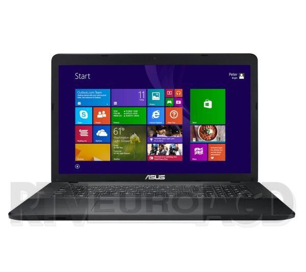 "Asus X751LJ-TY148H (17"", procesor i7 5gen, 4GB RAM, 1TB dysk, GeForce 920M, Win 8.1/10) @ Euro"