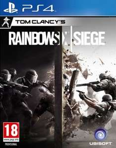 Tom Clancy's Rainbow 6: Siege (PS4) @ Base