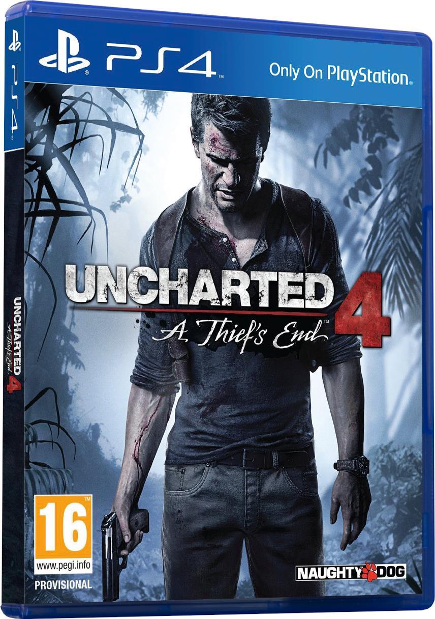 (Preorder) Uncharted 4: Kres Złodzieja [Playstation 4] za 229zł z dostawą @ Allegro