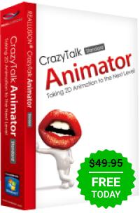 Wypaśny i prosty program do tworzenia animacji za 0zł zamiast 49$