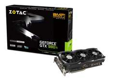 Zotac GeForce GTX 980 Ti AMP Omega 6GB DDR5 + The Division GRATIS @ Amazon.de