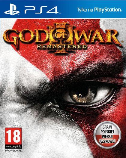 God of War III Remastered za 59,99zł @ gram.pl