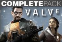 Valve Complete Steam Pack (24 gry: Half Life, Counter Strike, Portal i inne) za 52,55zł @ Kinguin