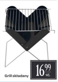 Składany grill za 16,99zł @ Carrefour