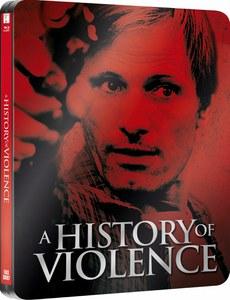 A History of Violence (limitowana edycja, steelbook, Blu-Ray) @ Zavvi