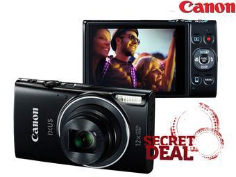 Secret Deal: Aparat Canon IXUS 275 HS za 474,95 zł  (+ 29,95 zł dostawa) @ iBood