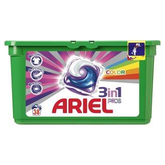 Ariel 3in1 Color Kapsułki do prania 38 sztuk @ Tesco